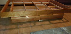 Wood Bedframe for Sale in Fort Washington, MD
