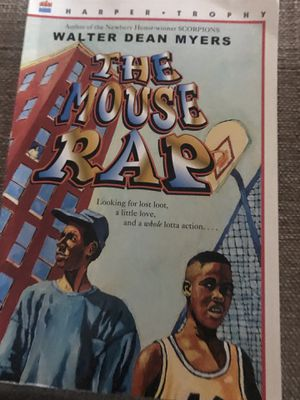 Book: The Mouse Rap by Walter Dean Myers for Sale in Miami, FL