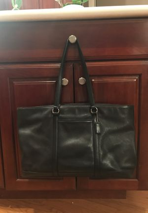 Coach Black Tote Bag for Sale in Barrington, IL