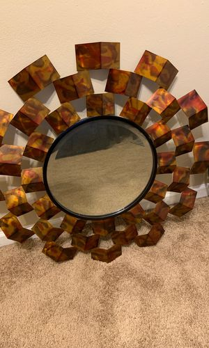 Mirror wall piece for Sale in Valley View, OH