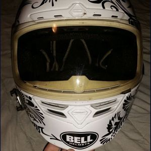 Bell limited edition motorcycle helmet for Sale in University Place, WA