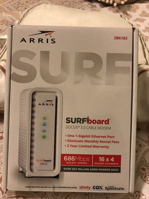 ARRIS SURFboard Modem for Sale in Browns Summit, NC