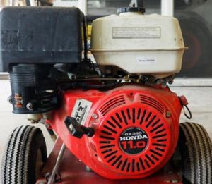 Honda GX340 11.0 HP Engine - low hours for Sale in Modesto, CA