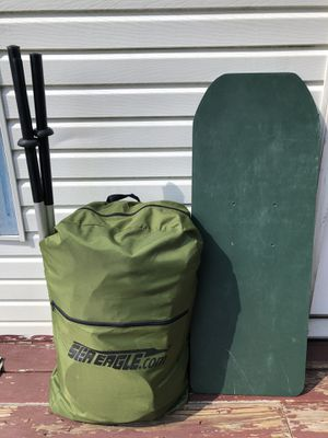 Sea Eagle Packfish 7 Pro Edition for Sale in Columbus, OH