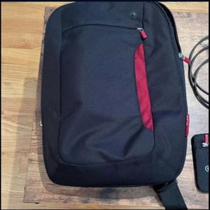 Laptop Bag With Accessories for Sale in New York, NY