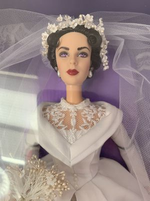Elizabeth Taylor Father of the Bride Barbie for Sale in Ruskin, FL