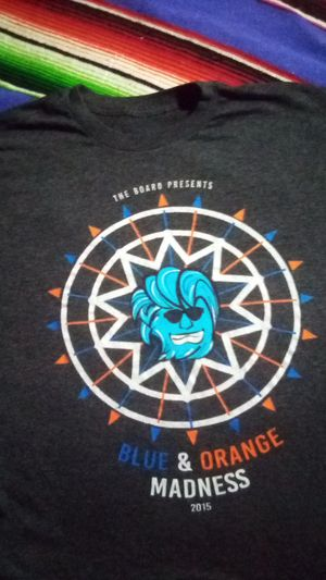 Blue and orange madness 2015 t-shirt for Sale in San Diego, CA