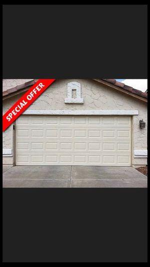 Garage door brand new installed for Sale in GOODLETTSVLLE, TN