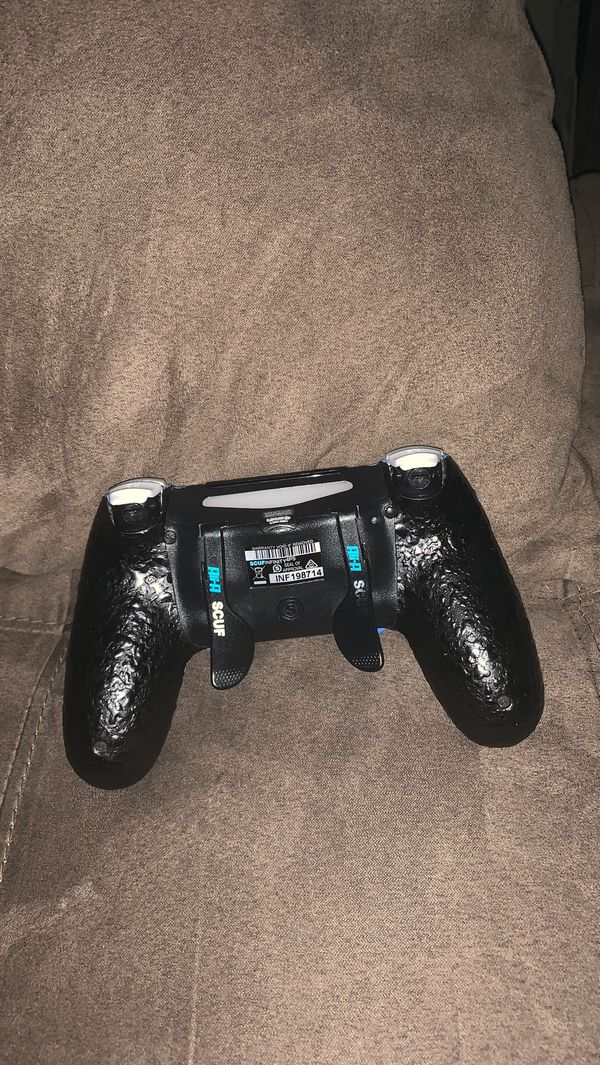 Scuf controller fully loaded