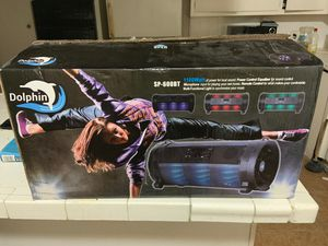 Giant Portable speaker. Brand new in the box. for Sale in Inglewood, CA