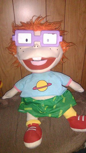 Big Rugrats Chucky Doll for Sale in Easton, PA