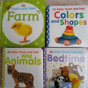Baby/Toddler Touch & Feel Books for Sale in Redondo Beach, CA