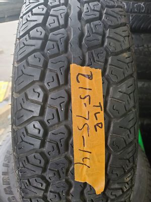 Trailer tires St 215-75R14 for Sale in Indianapolis, IN