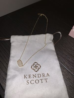 Kendra Scott necklace and earrings for Sale in Cumming, GA
