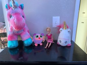 Plushies Dolls for Sale in Hemet, CA
