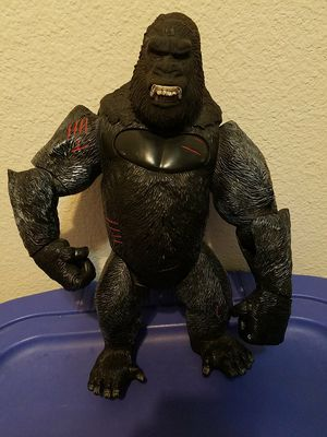 Vintage king kong 12inch action figure for Sale in Pasadena, TX