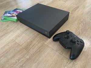 Xbox One X for Sale in Brea, CA