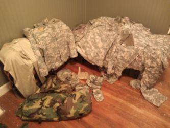 U.S Army Digital Camo Gear for Sale in Portland,  OR