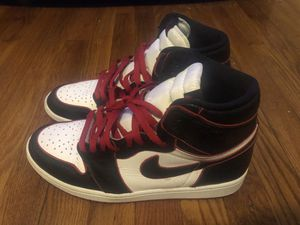 Jordan 1 Bloodline Size 10.5 for Sale in Raleigh, NC