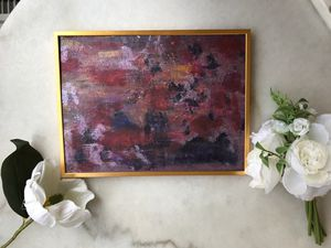 Gorgeous Acrylic Painting for Sale in New York, NY