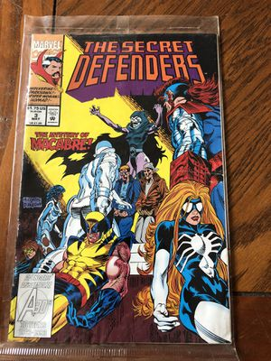 The secret defenders comic for Sale in McDonald, PA