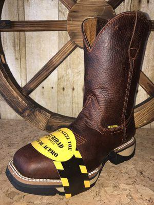 BOTAS DE TRABAJO 🔧🔧🔧 WORK BOOTS for Sale in Dallas, TX