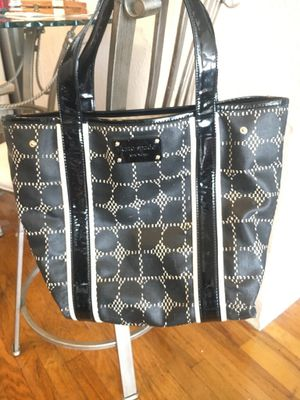 Kate Spade Black and White Tote for Sale in Tampa, FL