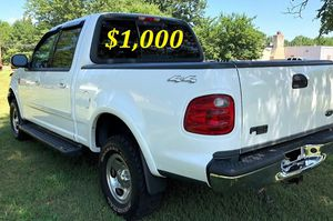 ✅💲1,OOO I'm seling URGENTLY 2OO2 Ford F-15O XLT✅ for Sale in Washington, DC