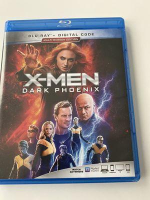 X-Men Dark Phoenix Blu-ray for Sale in Euless, TX