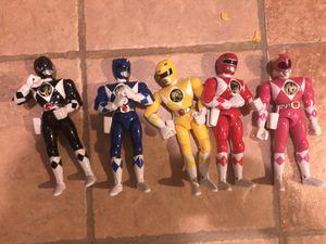Vintage Power Ranger Lot for Sale in Silver Spring, MD