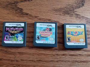 Nintendo DS game's for Sale in Glendale, AZ