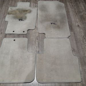 mats for Acura tl 2004 to 2008 for Sale in SeaTac, WA