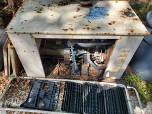 Generac house generator and automatic transfer switch for Sale in Pinellas Park, FL
