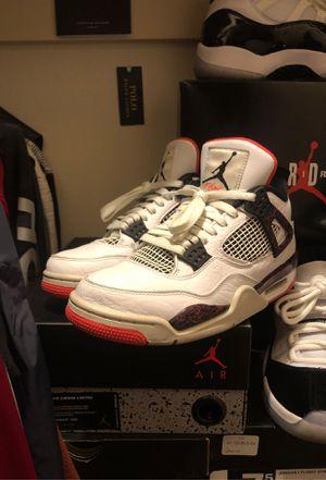 Air Jordan 4 retro for Sale in Arlington, TX