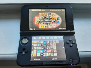 Nintendo 3DS XL Black w/ 4GB memory card of 3DS games - CFW for Sale in Lake Worth, FL