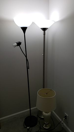 Three Lamps Together or Separate. for Sale in Nashville, TN
