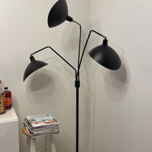 Mid century modern floor lamp for Sale in Los Angeles, CA