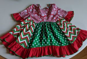 Brand New 12 month Christmas dress-Bonnie Baby for Sale in Clackamas, OR