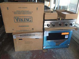 Viking Professional Appliance Set for Sale in Coronado, CA