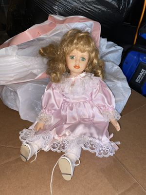 Porcelain Doll for Sale in Grapevine, TX