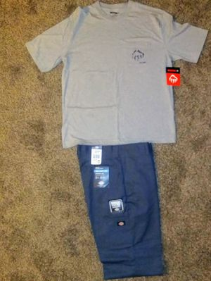 Brand new pant 36 x34 and T-shirt Large Z. for Sale in Stockton, CA