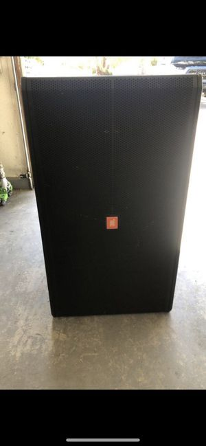 Jbl srx series sub for Sale in Chino, CA