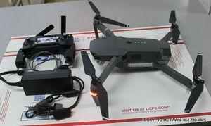 DJI Mavic Pro M1P 4K Quadcopter Drone and Accessories for Sale in Lauderhill, FL