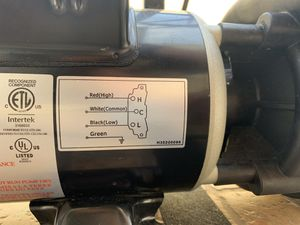 Hot tub pump for Sale in Long Beach, CA