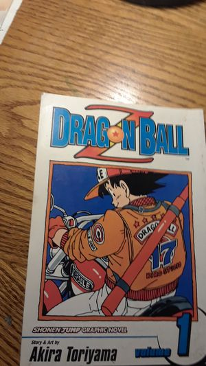 Dragon Ball Z volume 1 for Sale in Highland, IL