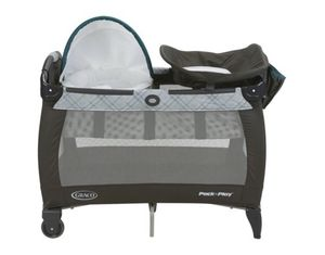 Graco Pack 'n Play Playard Newborn Napper Lite, Luke for Sale in Brandywine, MD