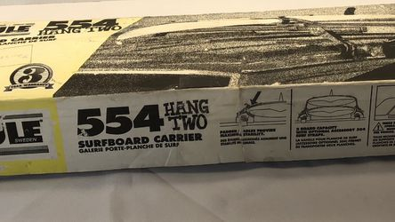 Thule 554 Hang Two Surfboard/SUP Rack Attachment for Sale in Santa Ana,  CA