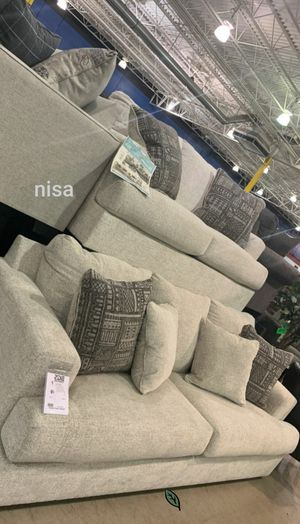 $39 Down  🍃🍂 BEST DEAL Soletren Stone Living Room Set 301 for Sale in Jessup, MD