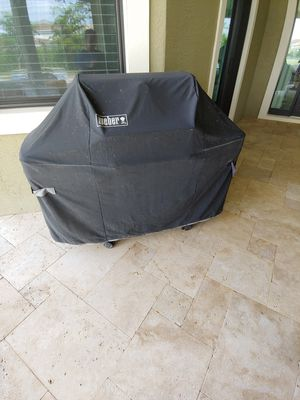 Free Weber natural gas grill for Sale in Parkland, FL