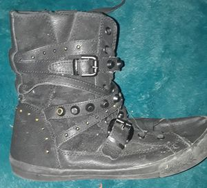 Aldo Black Boots Size 10 for Sale in Houston, TX